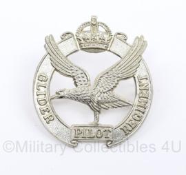 Wo2 Britse Glider pilot Regiment cap speld - 4,5 x 4 cm - origineel