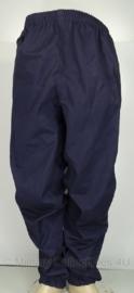 Kmar regenbroek Goretex - Donkerblauw - bilaminaat - maat 8090/0010 - origineel
