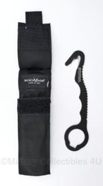 Benchmade 8med Rescue hook knife safety seatbelt strap cutter - met nsn nummer - nieuw - 5 x 17 x 1 cm - origineel