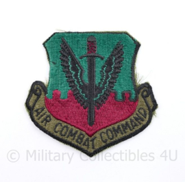 US Army Naoorlogse Air Combat Command patch - 8 x 8 cm - origineel