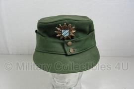 "Duitse M43 model Politie pet ""Bayern"" - art. 426 - origineel"