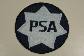 PSA Police patch - origineel