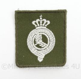 KL Landmacht vaardigheids borst embleem Uitmuntend Voertuig Bestuurder - afmeting 4,5 x 5 cm - origineel
