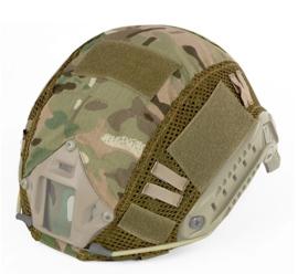 Helmovertrek voor MICH FAST helm multicamo (zonder helm)