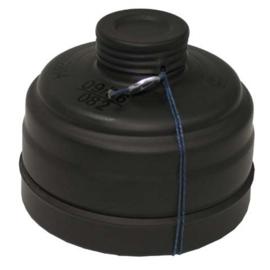 BW Bundeswehr LOS filter voor gasmasker DECO - WO2 Duits model - origineel