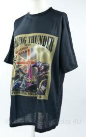 Britse leger shirt Operation Rolling Thunder 20 augustus 2021 - maat 2XL - origineel