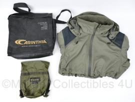 Carinthia Special Forces ISG 2.0 half jacket oliv nieuw - large - nieuw - origineel