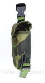 Korps Mariniers glock 17 MOLLE magazijntas opbouwtas forest woodland camo - 13 x 6 x 4 cm - origineel