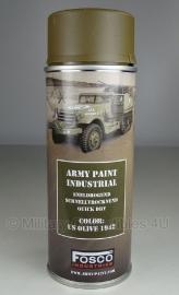 Spuitbus verf 400ml - US Olive 1942