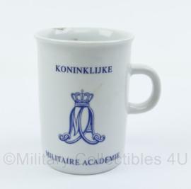 Koninklijke Militaire Academie beker KMA - 8,5 x 6,5 x 6,5 cm- origineel