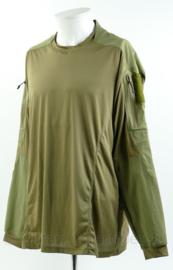 Arc'teryx UBAC Combat shirt met lange mouw - groen - maat XLarge  - NIEUW - origineel