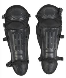 ANTI RIOT knie - , been en voet beschermers