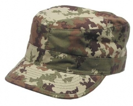 US BDU field cap Rip Stop - Vegetato camo