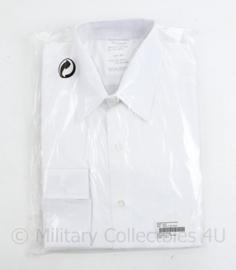 Korps Mariniers Smoking overhemd - nieuw in verpakking - maat 38-5 -  origineel