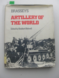 Boek 'Artillery of the world' - Shelford Bidwell