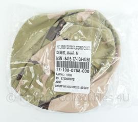 KL composiet helm overtrek - desert camo - maat Medium - NIEUW in verpakking- origineel