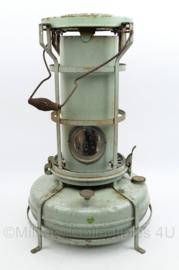 Alladin Blue Flame Heater met nieuwe kous - werkend getest - origineel