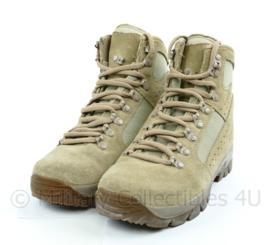 Nederlandse leger Meindl Desert schoenen - maat 250M = 39M - Origineel