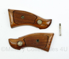SW Smith en Wesson revolver handgrepen - origineel