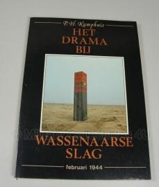 Boek Het drama bij Wassenaarse Slag, februari 1944