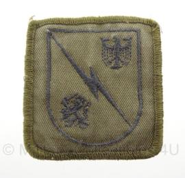 Nederlands Duitse Korps 1. (Ge/NL) Corps eenheid borst embleem - Origineel