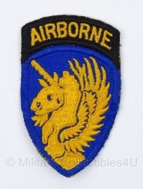 US Airborne embleem - origineel WO2