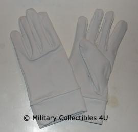 Parade handschoenen WIT - maat XXL