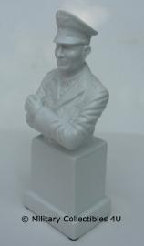 Porcelijnen buste Rommel