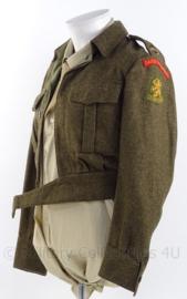 "MVO uniform jas ""Garde Grenadiers"" - maat 44 - origineel"