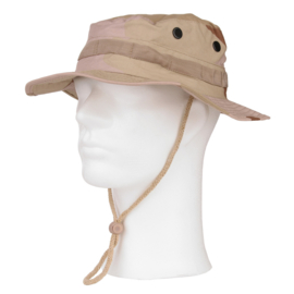 Boonie hat / Bush hat DESERT camo - small of medium