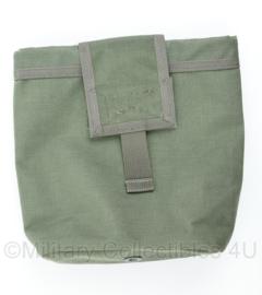 DSI Arrestatieteam WolfGrey dump pouch merk Maxpedition - NIEUW - 21,5 x 16,5 x 12 cm - origineel