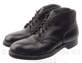 US Army ANSI werkschoenen - zwart - gebruikt - maat 37 tm. 39 - origineel