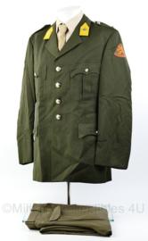 KL DT uniform set model tot 2000 - Regiment bevoorrading en Transport troepen - maat 54 -  origineel