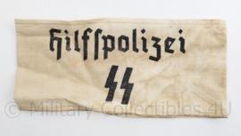 Waffen SS Hilffpolizei armband - 20 x 9,5 cm -  replica