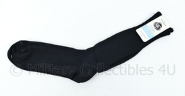 Nederlandse Defensie zwarte winter sokken - Superwash-  65% scheerwol - nieuw - maat 11,5 - Origineel