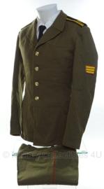 Russische leger uniform jas MET broek - maat  48-8 - origineel
