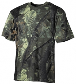 T shirt Real Tree camo Hunter Groen camo