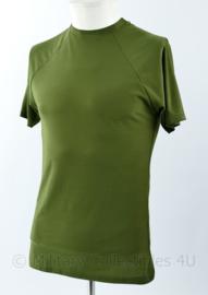 US Army vochtregulerend USMC Dri Duke shirt groen - maat X-large - origineel