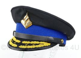 Politie pet Hoofdcommissaris - maat 58 -  Replica