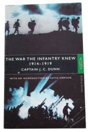 Boek The War The Infantry Knew: 1914-1919: A Chronicle of Service in France and Belgium