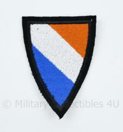 Schild Nederlandse SS Niederlande - puntig