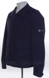 Nederlandse Politie uniform jas - met voering - maat 52 = Medium - origineel