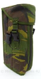 KL Landmacht woodland portofoon of communicatie apparatuur draagtas - afmeting 29 x 14,5 x 7,5 cm - origineel