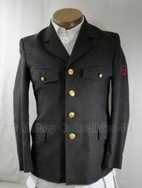 PTT uniform jas donkerblauw - model 1964 tot 1981 - maat 50K of 52K - origineel