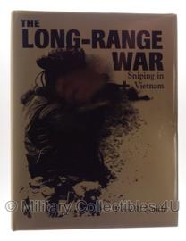 Boek The Long-Range War - Sniping in Vietnam - origineel