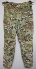 US Army Air Crew Multicamo uniform broek - maat Small-Short - origineel
