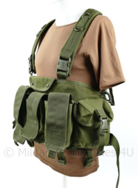 Black Hawk plate carrier - groen - origineel