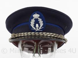 Belgische Politie pet - maat 56 - origineel