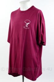Defensie T-shirt 11 Luchtmobiele Brigade - maat XXL - origineel