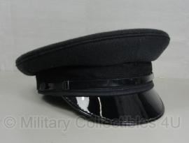 British Royal signals cap - zwart wollig - maat 55, 57 of 59 cm - origineel